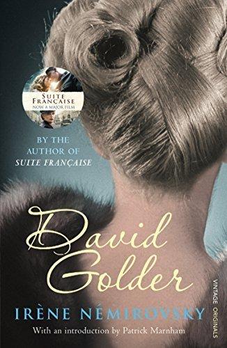 David Golder (4th printing edition by N'Mirovsky, Ir'ne (2007) Paperback