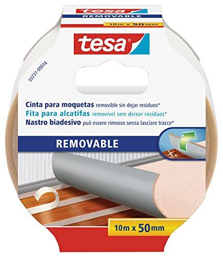 Tesa 55731-00016-00 Cinta doble cara removible dorso