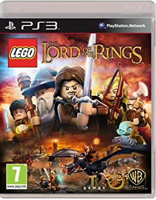Lego Lord of the Rings (PS3) [Importación inglesa] de Import