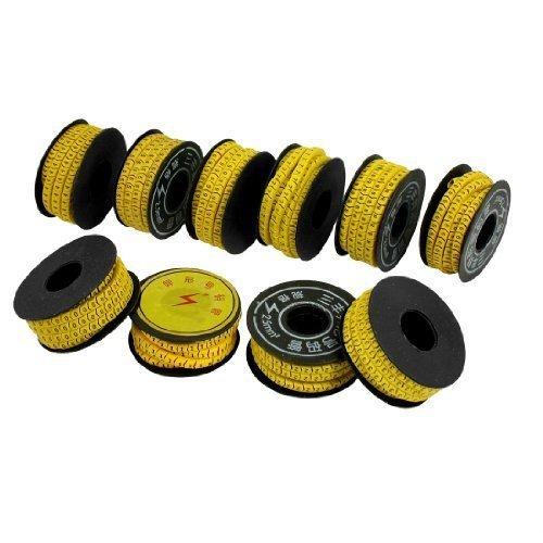 sourcingmapr-10-rollen-gelb-flexible-pvc-nummer-0-9-muster-25mm2-draht-kabel-markierung-de