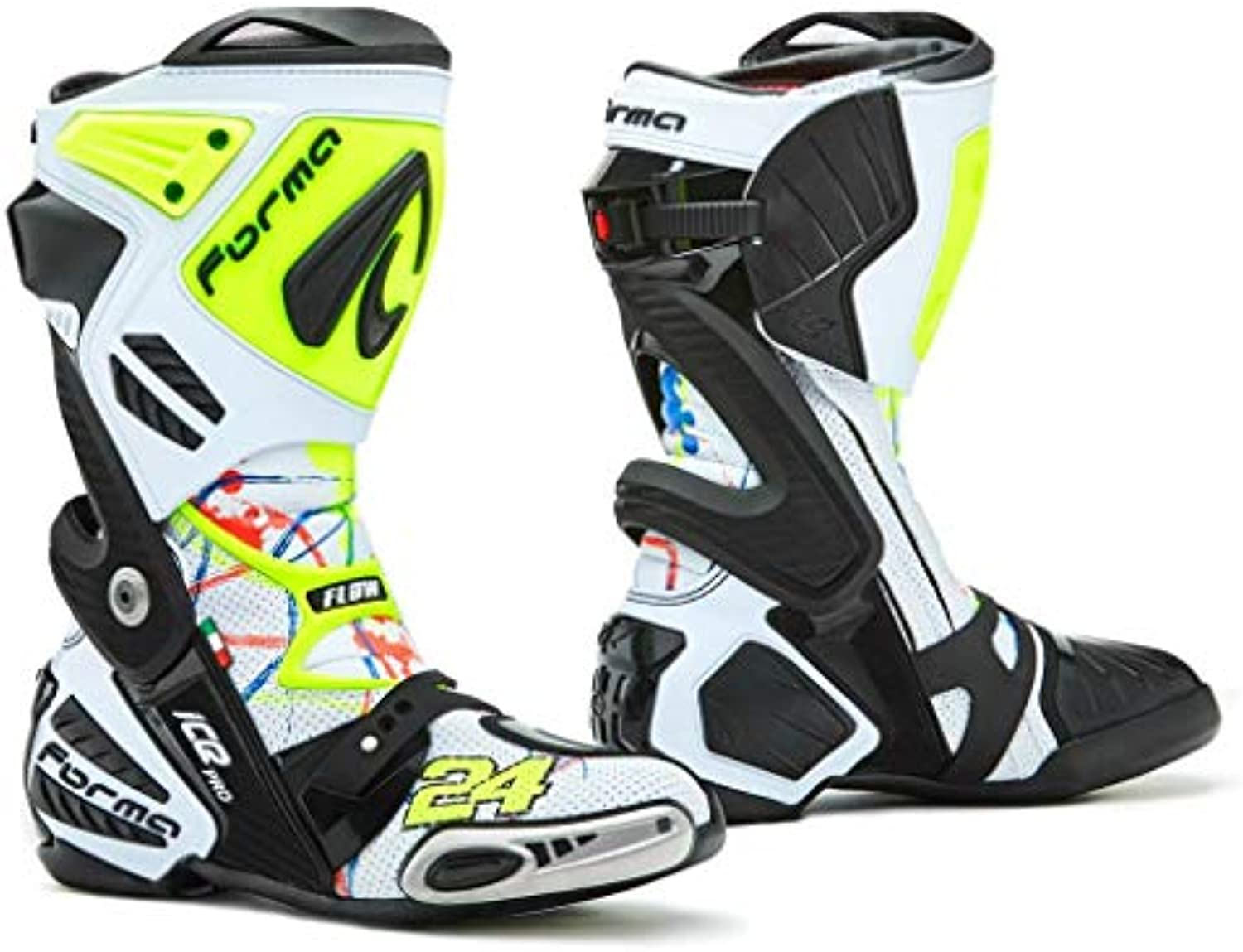 FORMA Ice PRO Flow Replica Corsi Moto2 (44 EU) | Terrific Value