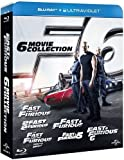 Fast & Furious - 6 Movie Collection [Blu-ray] [2001]