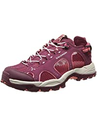 Salomon Riverside Techamphibian 3 Outdoorschuhe Outdoorsandale Trailschuhe weißgrau