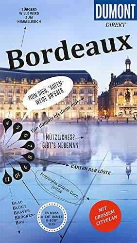 DuMont direkt Reiseführer Bordeaux: Mit großem Cityplan