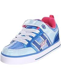 Heelys BOLT PLUS X2 2016 ice blue/silver/pink