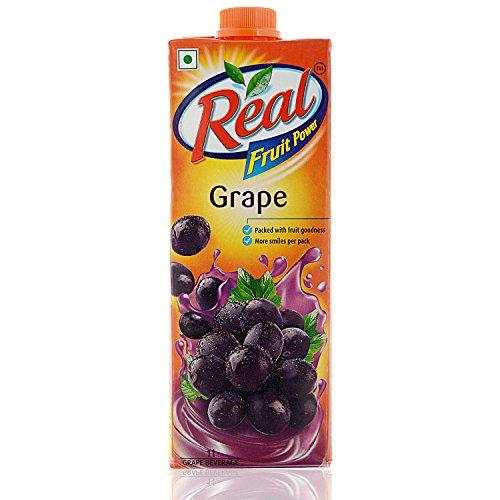 Real Fruit Power Juice - Grape, 1l Carton