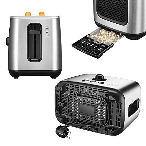 Unold 38955 Toaster Turbo Weltneuheit, 2100 W - 6