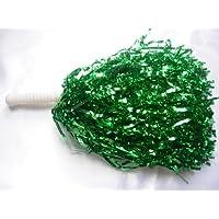 5pares verde pompones Cheer despedida de soltera Fancy Dress