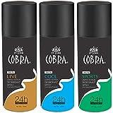 VIJOHN Cobra Deo Live & Cool & Sports For Men