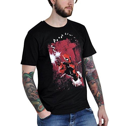 Deadpool - T-Shirt Shot Gun (XL)