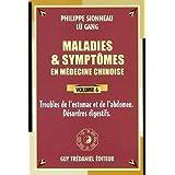 Troubles de l'estomac et de l'abdomen, désordres digestifs (Maladies & symptomes medecine)