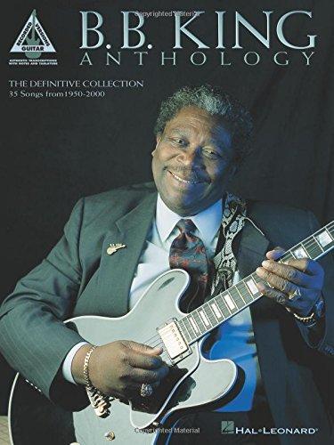 B. B. King Anthology Guitar Recorded Version: Noten für Gitarre (Guitar Recorded Versions)