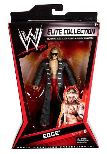 WWE Mattel Elite Series 8 Edge Wrestling Action Figure