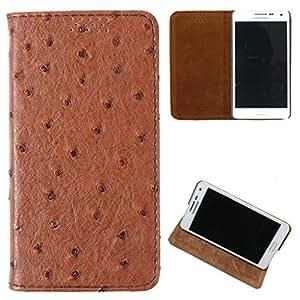 DooDa PU Leather Flip Case Cover For Nokia Asha 500 / 500 Dual sim
