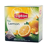 Lipton LEMON Tee 6x20 Pyramide Teebeutel