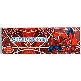 """Cuaderno de 20"""" vitaciones Fiesta de Cumpleaños DISNEY-MARVEL SPIDERMAN"""
