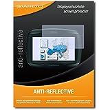 """2 x SWIDO® protecteur d'écran Garmin zumo 345LM protection d'écran feuille """"AntiReflex"""" antireflets"""