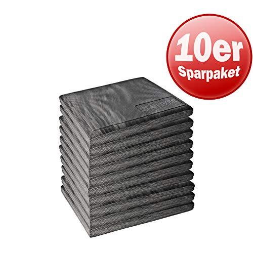OLIVER Balance Pad PRO 10er Pack 40x48x6cm Koordination Gleichgewicht schwarz