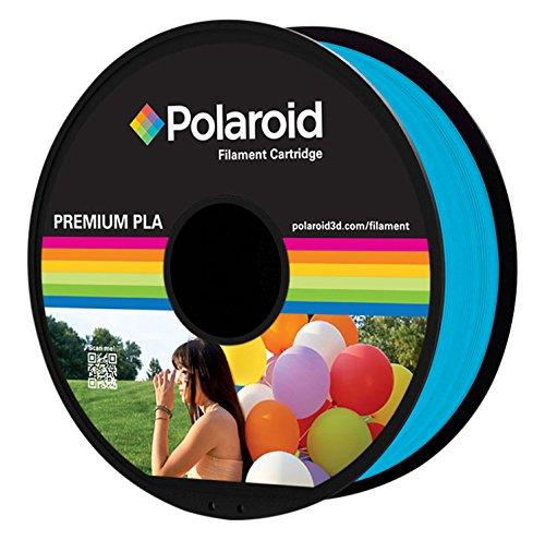Polaroid 3d ogni bobina contiene standard diametro materiale trasparenza 108c 306 material hellblau