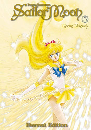Sailor Moon Eternal Edition Vol. 5 (English Edition)