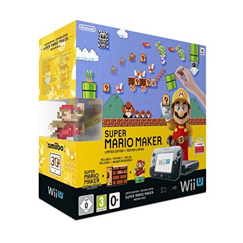 Mario Maker + Consola