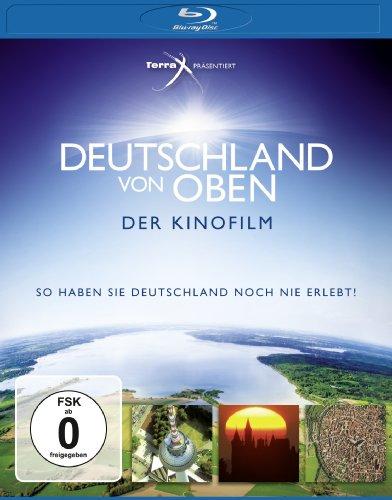 Bild von Deutschland von oben - Der Kinofilm [Blu-ray]