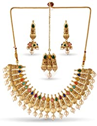 ed038e641 Pearl Women s Jewellery Sets  Buy Pearl Women s Jewellery Sets ...