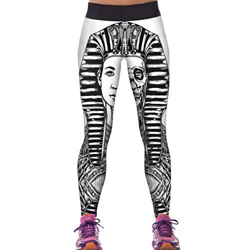 Sasairy-Donna-Sport-Pantaloni-Full-Length-Leggings-non-Pantaloni-Collant-Elastico-ci-si-Vede-Attraverso-Fitness-Workout-Yoga-in-Esecuzione-Hipster-Usura-Esterna-Palestra-S-L-Colore-003