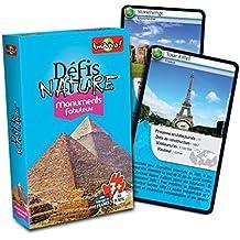 Défis Nature Monuments Fabuleux Jeu de Cartes, 200561