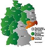 Elro 2001-023 Cavius Mini-Design 5-Jahres Rauchmelder / EN14604 Vergleich