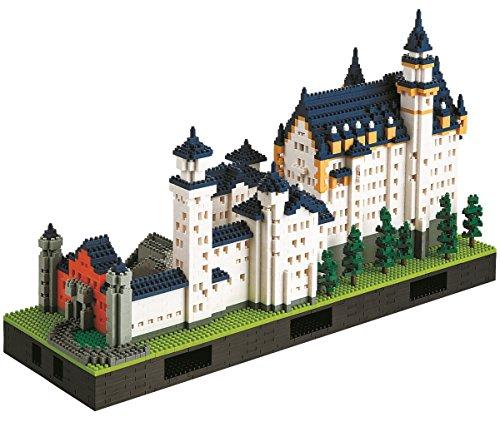 nanoblock Schloss Neuschwanstein Gothic Castle