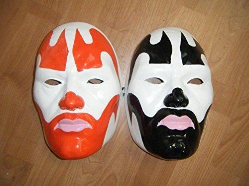 Schwarz und Rot-Insane Clown Posse-Hartschale Thermo Universal specifications Maske