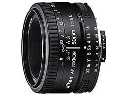 Nikon Objektiv, 50mm/F1.8AF D -