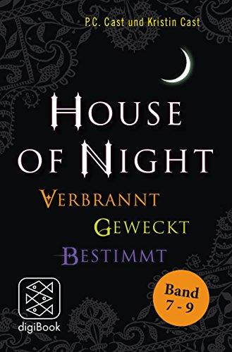 »House of Night« Paket 3 (Band 7-9):
