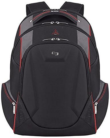Solo Sac à dos pour ordinateur portable 43,9cm, noir (noir) - ACV711-4U2