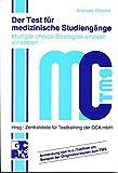 Der Test für medizinische Studiengänge, Multiple-choice-Strategien sinnvoll einsetzten, Anwendung von m. c.-Taktiken am Beispiel der Orginalversionen zum TMS