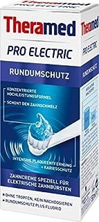 Theramed Pro Electric Zahncreme Rundumschutz, 3er Pack (3 x 50 ml) (B00812P5HM) | Amazon price tracker / tracking, Amazon price history charts, Amazon price watches, Amazon price drop alerts