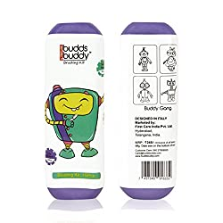 Buddsbuddy Brushing Kit-15Pcs Pack,Rampsy(Voilet)