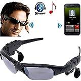 ZA EShop High Quality Wireless Bluetooth Sunglass Headset Headphones, Bluetooth Smartglass Sunglass For Men/Women/Boys/Girls, Sunglasses With Polarised Lenses