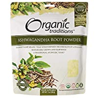 Organic Ashwagandha Powder 200 Gm