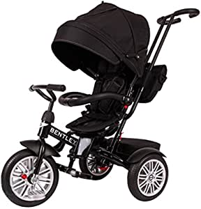 buy bentley baby boy 39 s and girl 39 s 6 in 1 stroller with. Black Bedroom Furniture Sets. Home Design Ideas