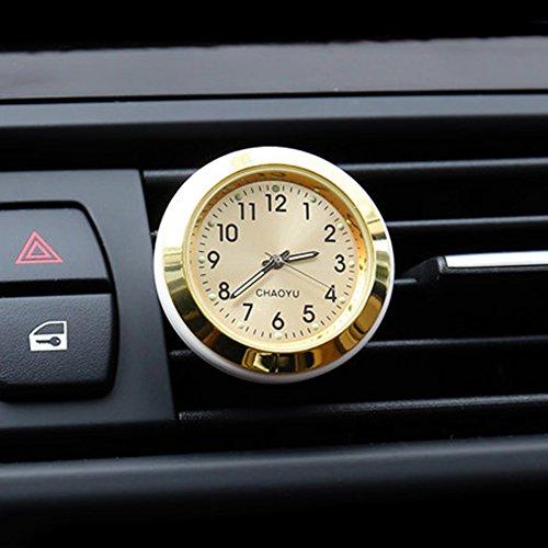 Preisvergleich Produktbild Txian Auto-Quarzuhr, klassisches Design, analog, zur Befestigung an der Belüftung