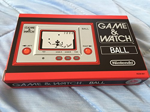 Preisvergleich Produktbild Game & Watch Ball reprint (japan import)