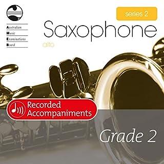 AMEB Alto Saxophone Series 2 Grade 2 (Piano Accompaniments)