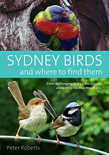 SYDNEY BIRDS & WHERE TO FIND T