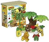 Unicoplus- Mattoncini Compatibili Lego Duplo, 8561-0000