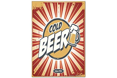 Magneti Calamite frigorifero Cucina Birra Birreria Birra fredda