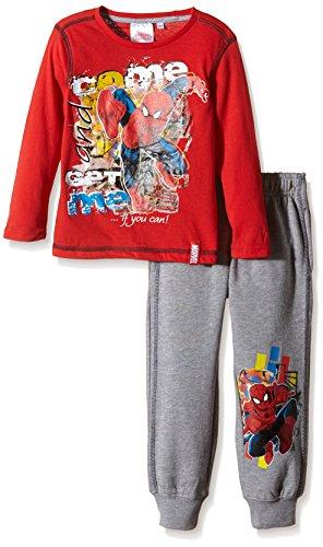Marvel Spiderman - Conjunto de ropa Niños Marvel
