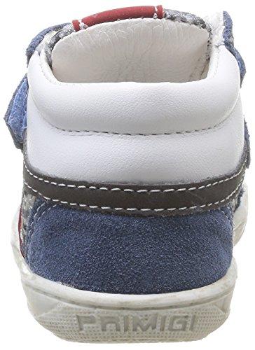 Primigi Allen, Baskets mode bébé garçon Bleu (Azzurro/Grigio)