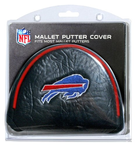 NFL Golf Mallet Putter Cover, Buffalo Bills